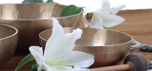 Tibetan Singing Bowls, Sound Healing