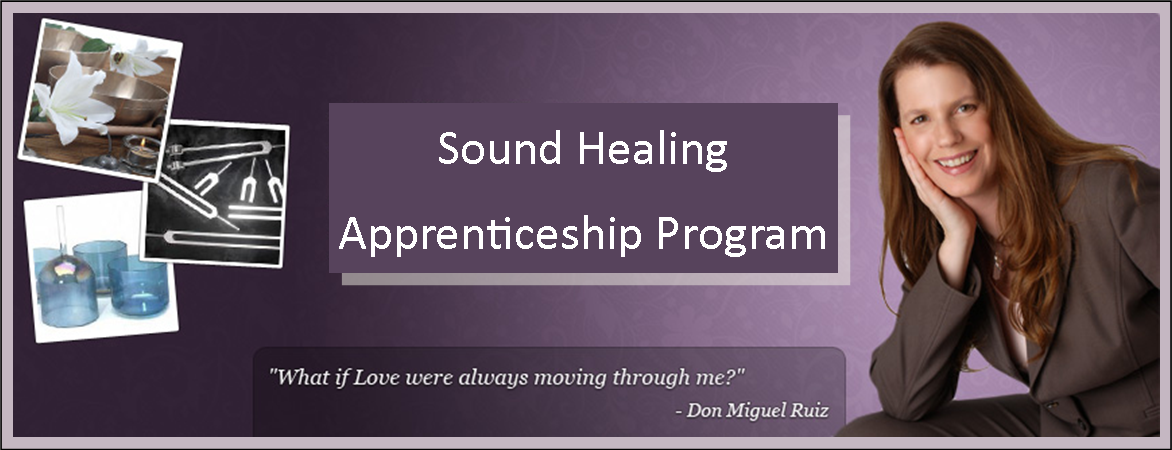 Sound Healing Apprenticeship Program Energy Express