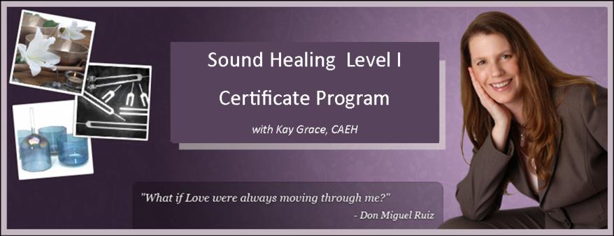 Sound Healing Certification | Energy Express